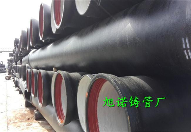 湾里排水DN1000球墨铸铁管工艺流程