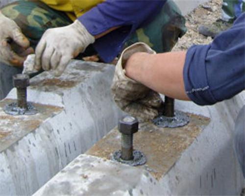 四川德阳水泥基锚固剂用途