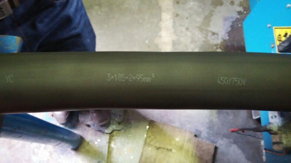 铜网屏蔽耐寒电缆YVFRP3*10优质manbetx登陆