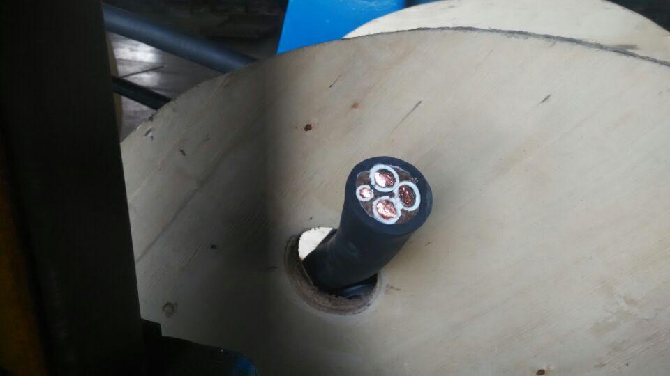 中卫KXFFP硅橡胶铜丝屏蔽补偿电缆-钢铁制造包质量