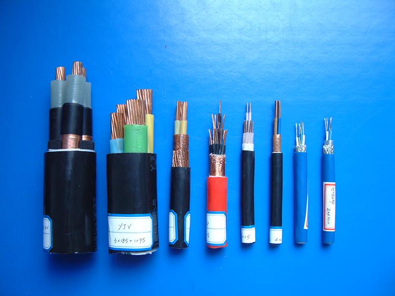ZR-RVVP22-7*1.0钢带铠装阻燃信号电缆报价