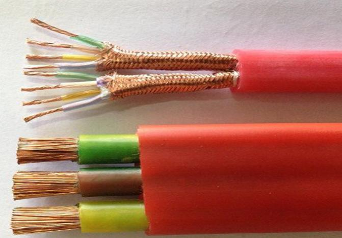 邢台KFFRP高温控制电缆4*6高清照片