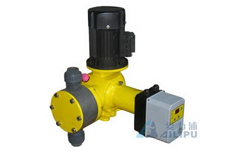 计量泵冲程控制仪爱力浦