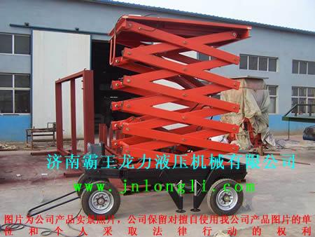 升降平台厂家选垂直升降机平台运输设备选择