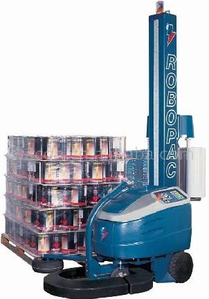 低价供应全自动缠绕包装机、自动缠绕包装
