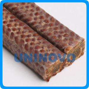 金芳纶纤维盘根、有机交联聚合纤维盘根