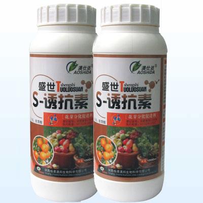 S-诱抗素平衡营养抗寒抗旱提高产量