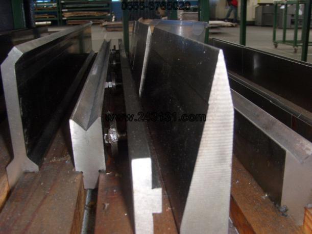 *     马鞍山市大马机械制造有限公司为您提供折弯机标准上下模具.