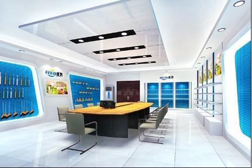 深圳展厅设计,专业产品展厅设计