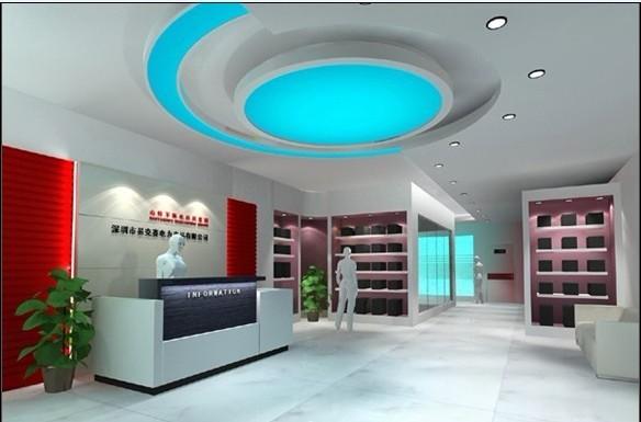 深圳产品展示厅设计图片