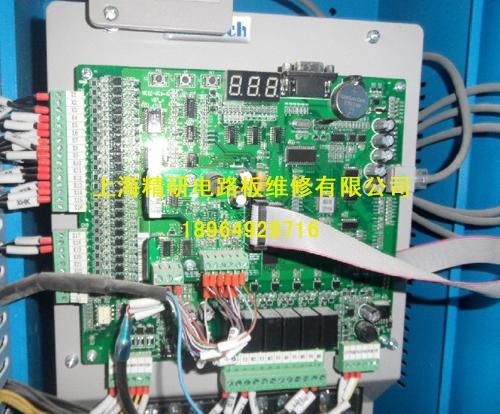 上海电梯电路板维修、变频器维修、各种电路板维修伺服驱动器维修