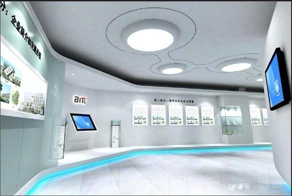 产品展厅设计,混合型风格展厅
