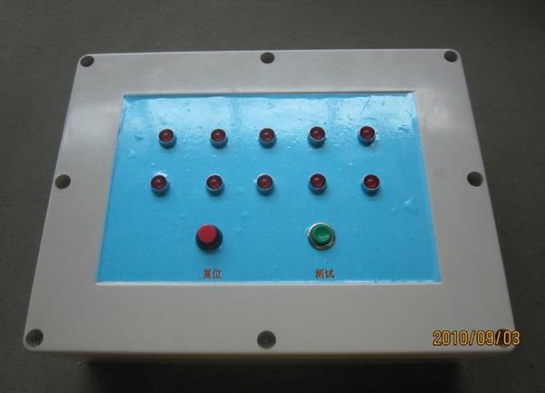 声光反应测试电路图